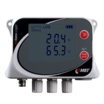 U0141 工业用四通道温度记录仪,外部探头