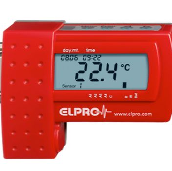 瑞士Elpro便携式ECOLOG温度记录仪