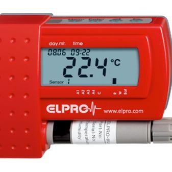 瑞士Elpro便携式ECOLOG TH1温湿度记录仪