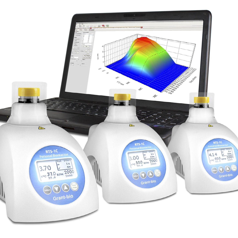 RTS系列全自动生物生长监测反应器