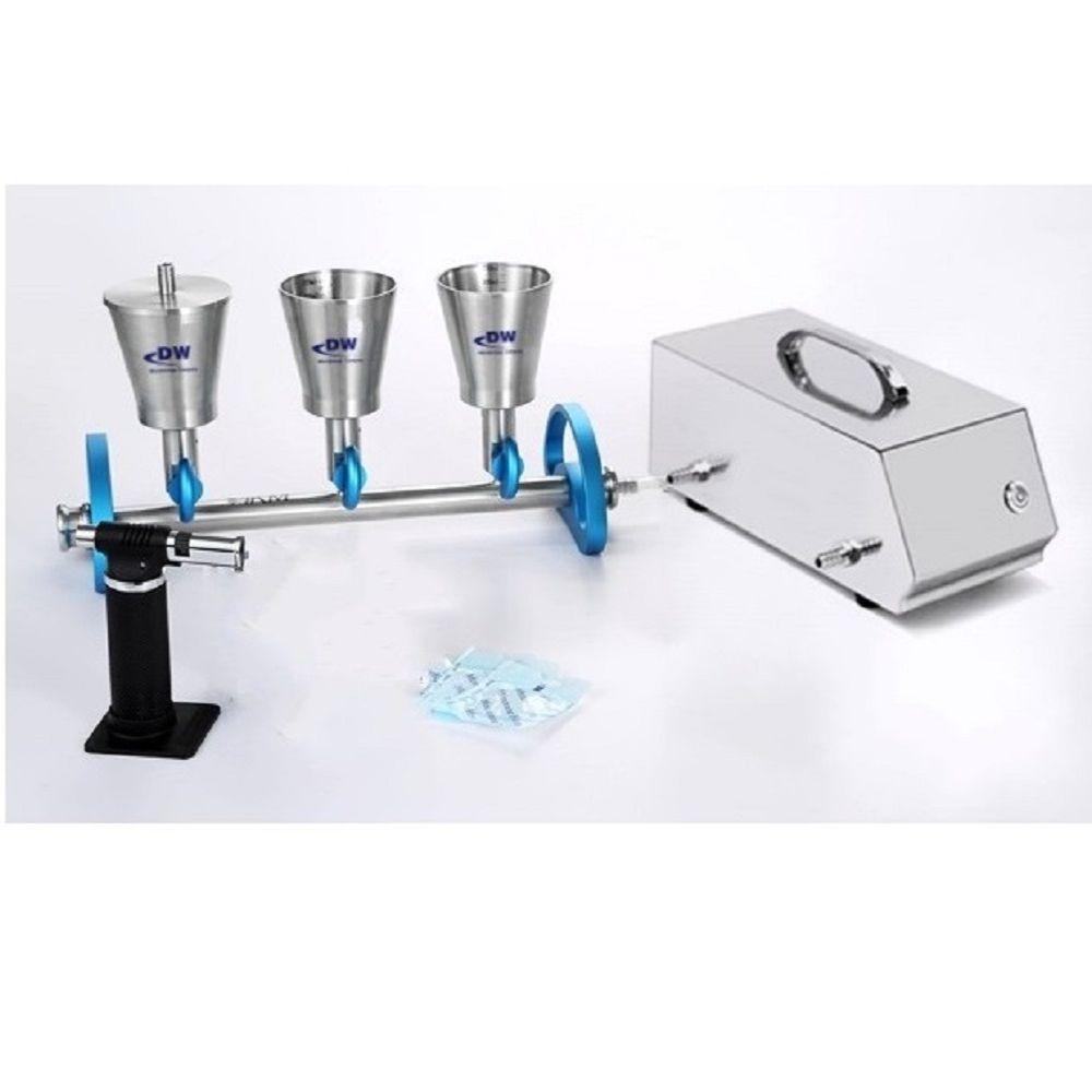 DW-28型 水中微生物膜过滤装置(三联)