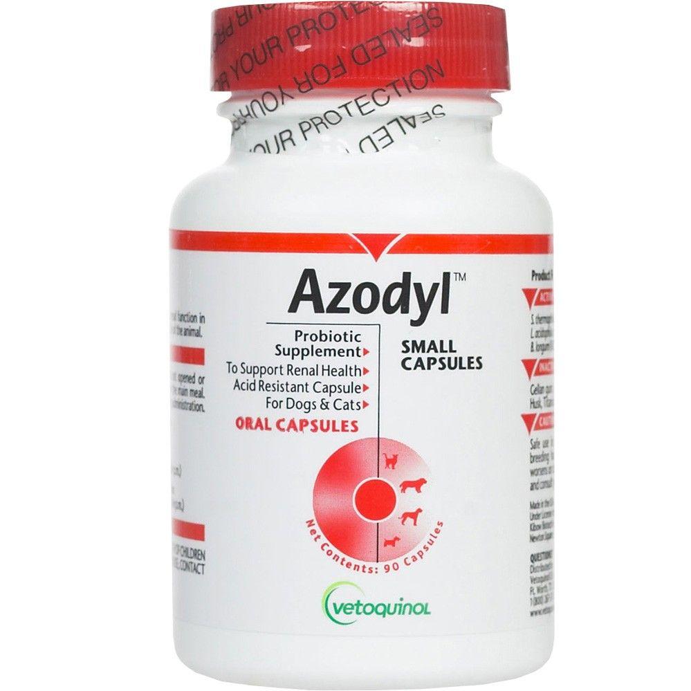 Azodyl 益生菌胶囊(猫犬用),欧盟美国上市