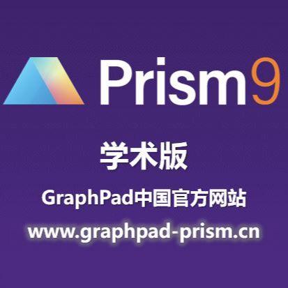 GraphPad Prism 9 学术版 科研统计绘图软件