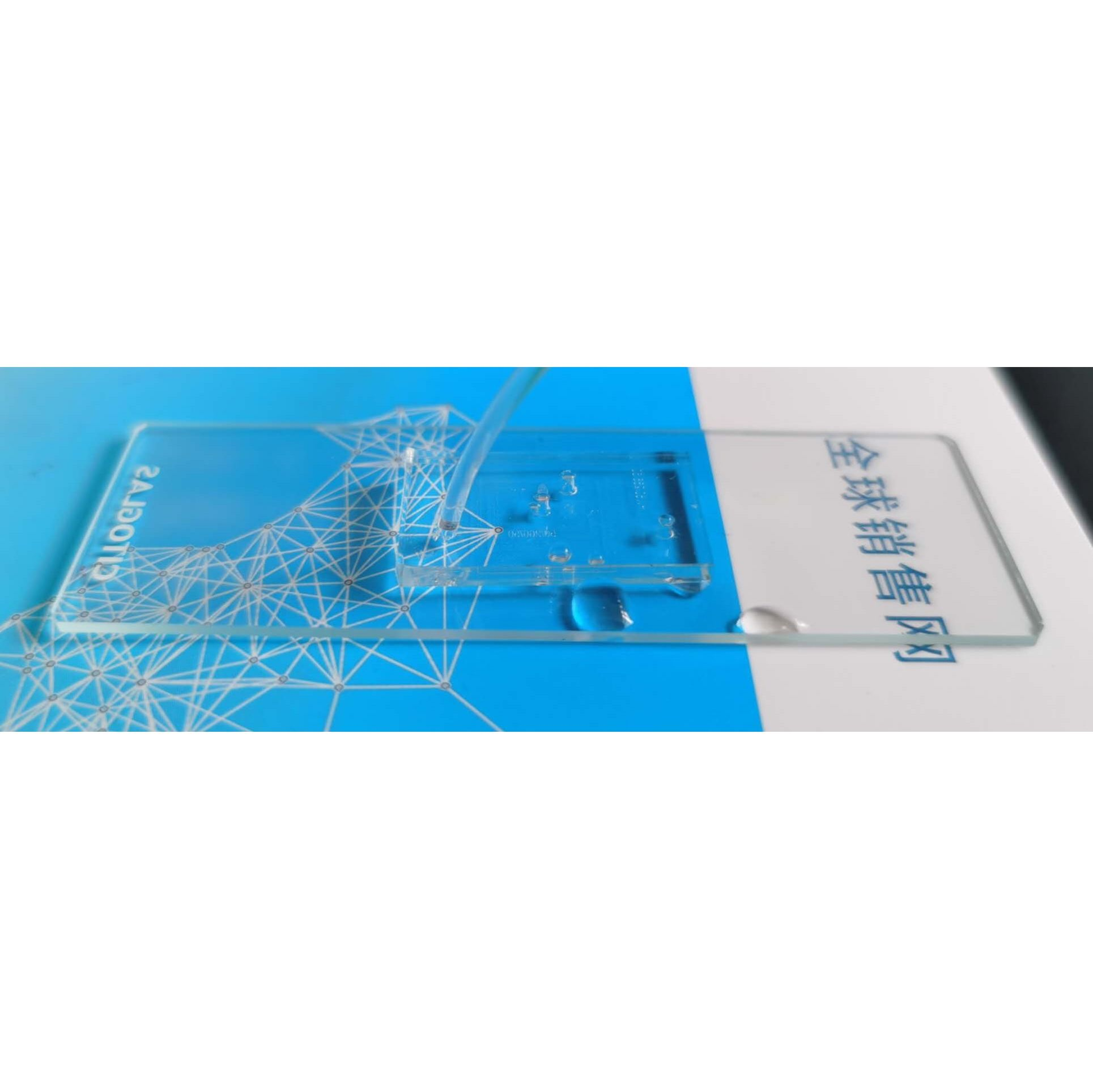 PDMS微流控芯片定制单细胞分选分离单细胞液滴包裹_流式细胞仪_基因测序_菌种筛选_单细胞孵育_单细胞筛选_定向进化_单亲克隆