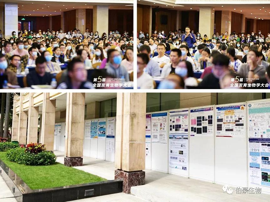 伯豪生物应邀参展第五届全国发育生物学大会3