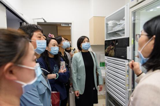 上海护理界交流活动在嘉会国际医院举行,嘉会护理模式赢得业内「点赞」
