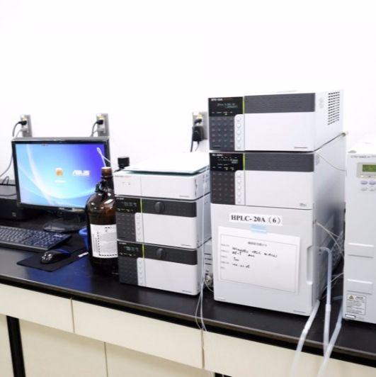 HPLC高效液相色谱