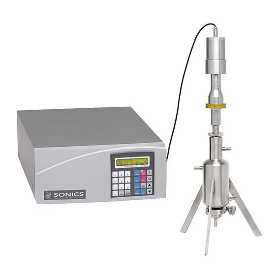 美国SONICS工业级超声波细胞破碎仪/超声乳化匀浆机
