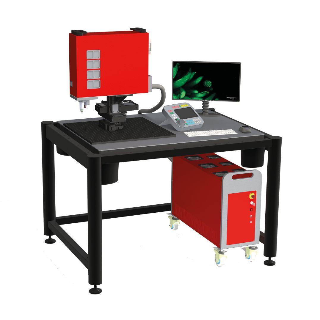 Prospective Instruments双光子激光扫描成像系统