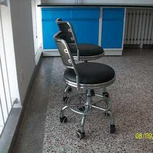 吧台椅 实验椅 实验转椅