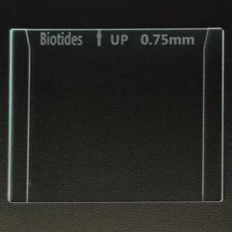 电泳玻璃板0.75mm 可替换伯乐1653310 制胶玻璃板 蛋白电泳玻璃板