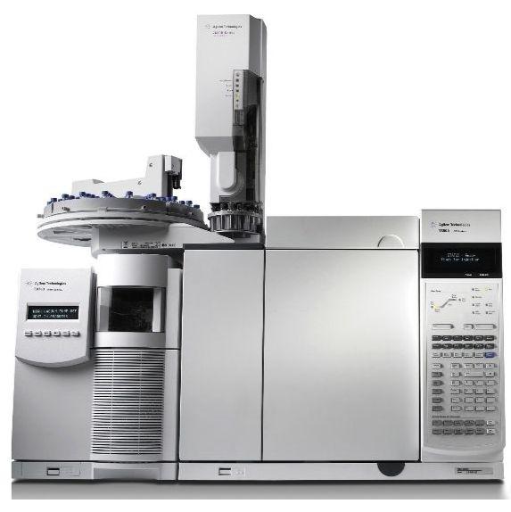 二手Agilent 7890A-5975 GCMS 气质联用仪