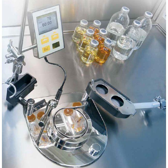 无菌检测滤膜、容器及泵