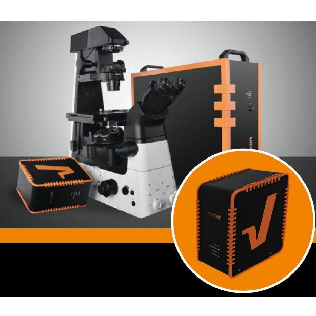 紧凑型STED超分辨显微镜STEDYCON