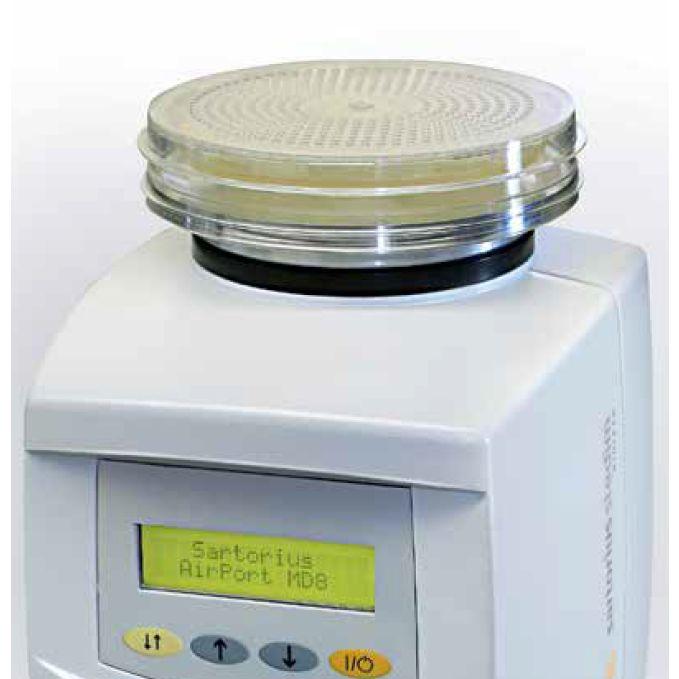 空气监测用凝胶膜、琼脂平板和采样器