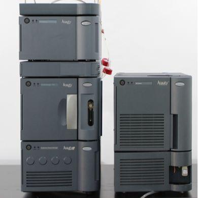 二手Waters SQD LCMS单四极杆质谱-液质联用仪系统