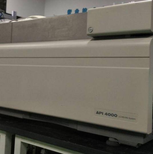 二手AB SCIEX API 4000 LC/MS/MS液相色谱质谱联用仪