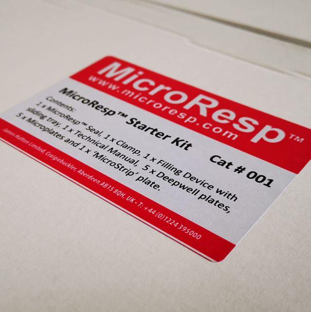 MicroResp Starter Kit 土壤微呼吸测定装置 货号001