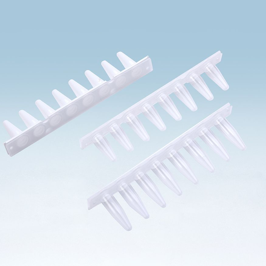 PCR八联排管