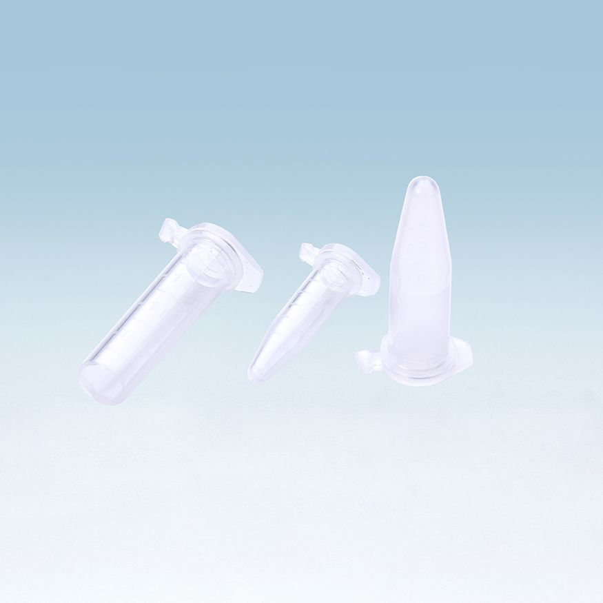 PCR管(平盖)