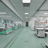 实验室整体设计装修