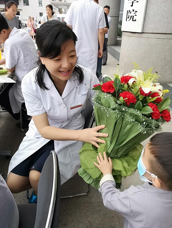 西安交通大学第二附属医院刘海燕荣获「全国科普工作先进工作者」称号