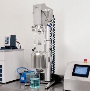 实验室多功能真空均质乳化机