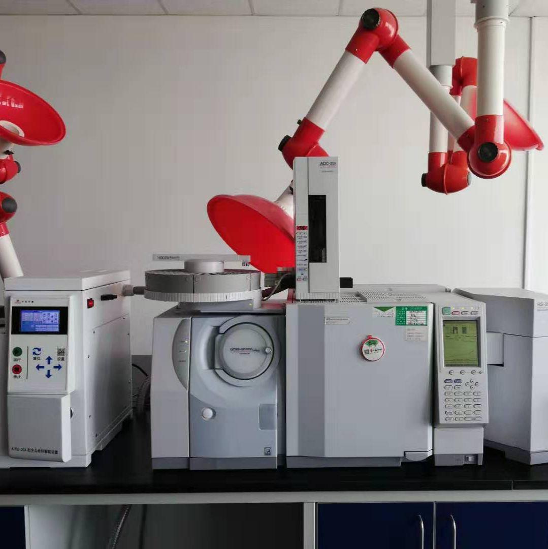 GCMS气质联用谱图分析|GCMS定性分析|未知物定性定量分析