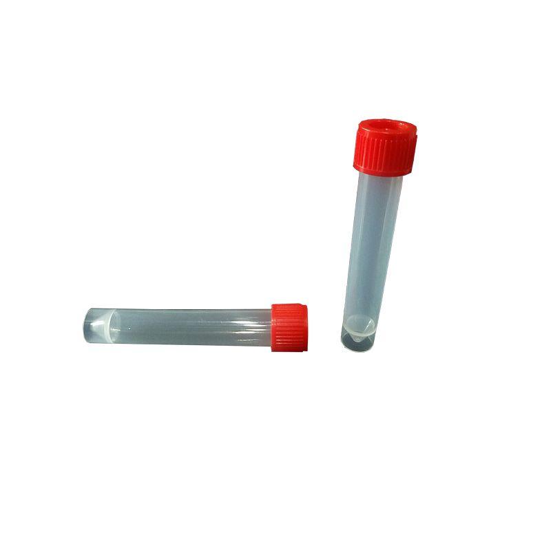 一次性采样管(管子+盖子)
