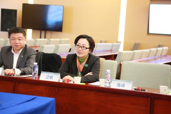 上海市青联医药卫生界别、上海市医药卫生青年联合会走进全景医学影像