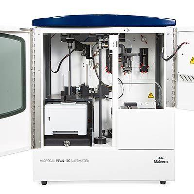 马尔文帕纳科等温滴定微量热仪 MicroCal PEAQ-ITC Automated