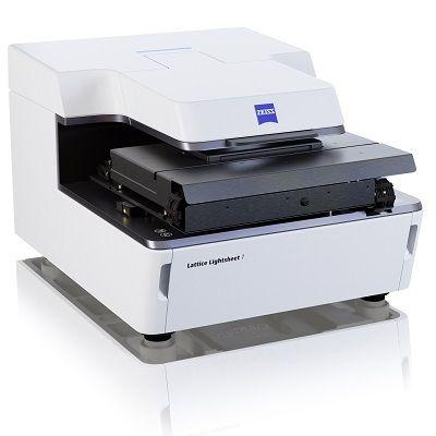 蔡司晶格层光显微镜 Lattice Lightsheet 7