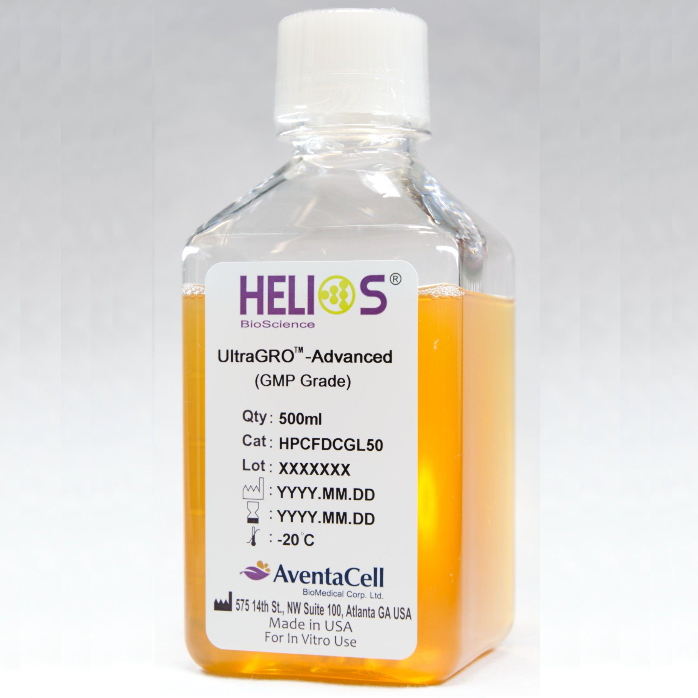 Helios UltraGRO™-Advanced(GMP级别)