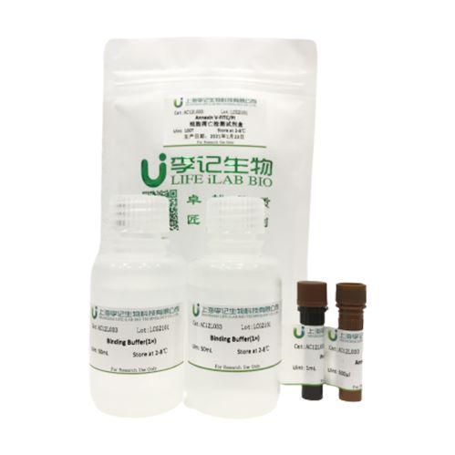 Annexin V-FITC/PI 细胞凋亡检测试剂盒