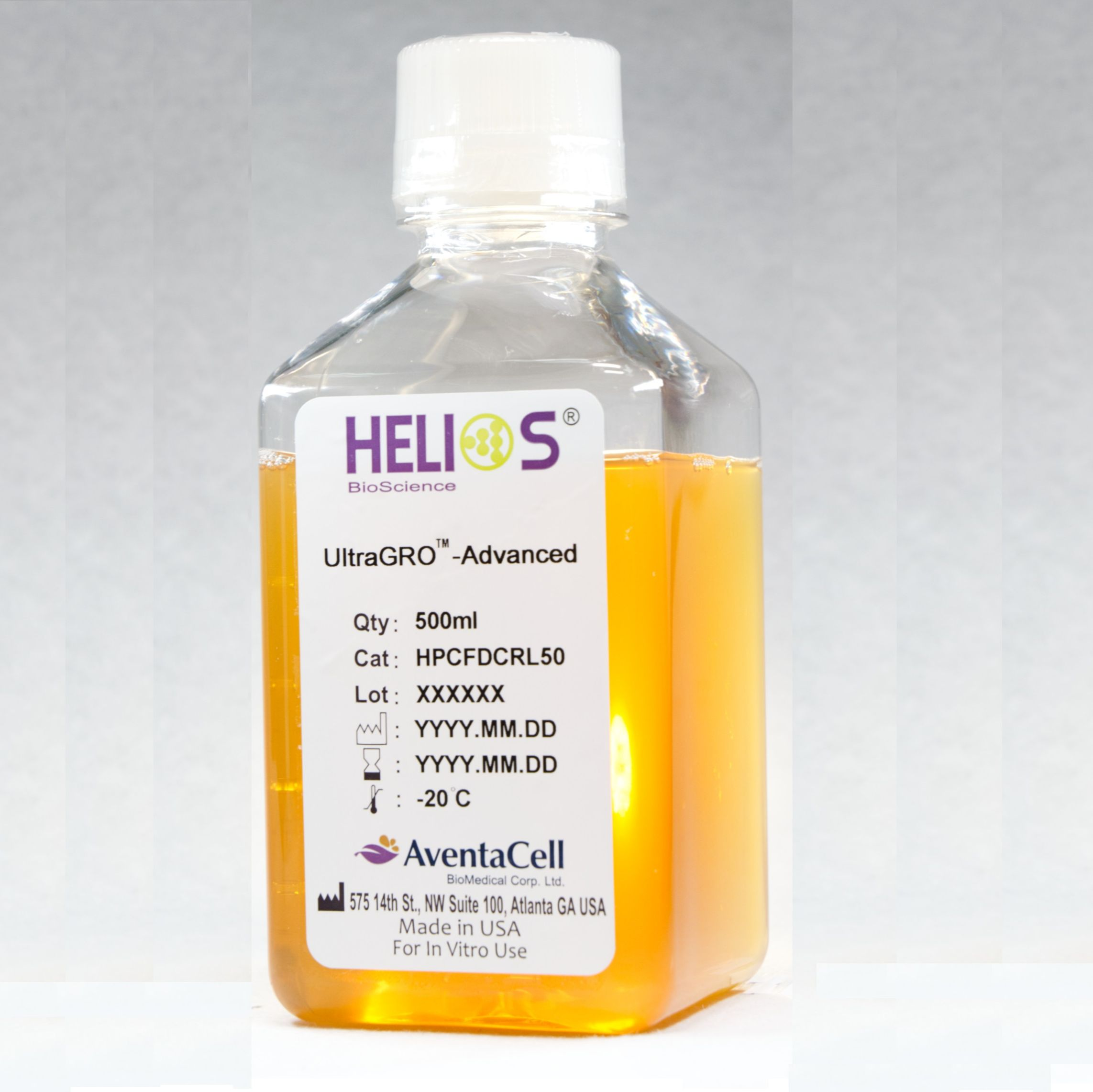 Helios UltraGRO™-Advanced(科研级别)