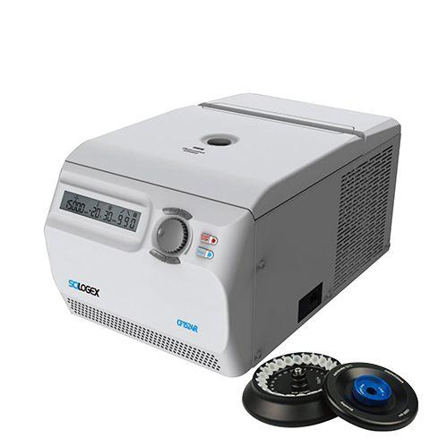 SCILOGEX CF1524R 台式高速微量冷冻离心机套装(含AS24-2转子)