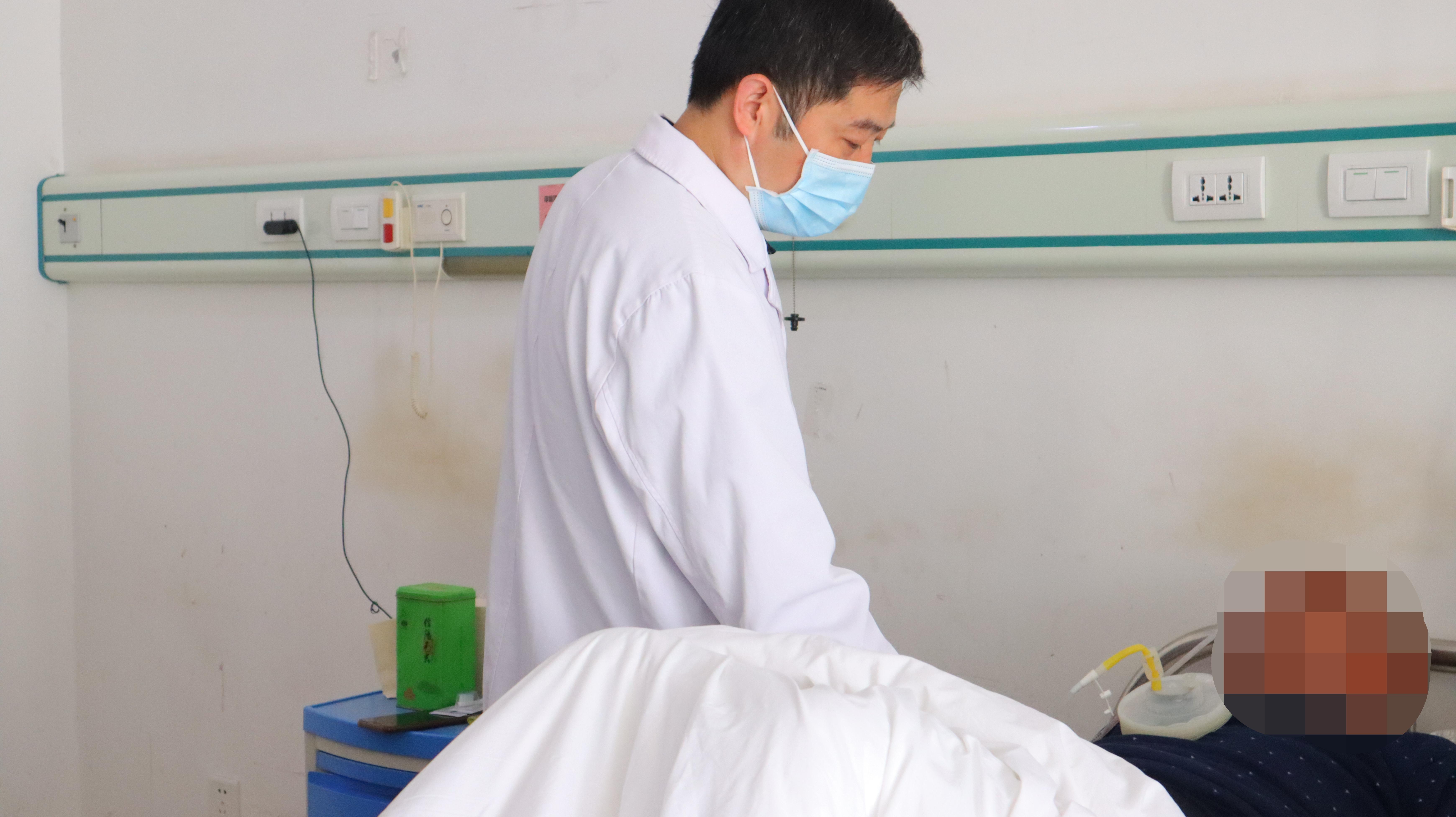 【2020 年度先进个人】不断挑战,永攀高峰——记河南信合医院普外科二病区主任叶中林