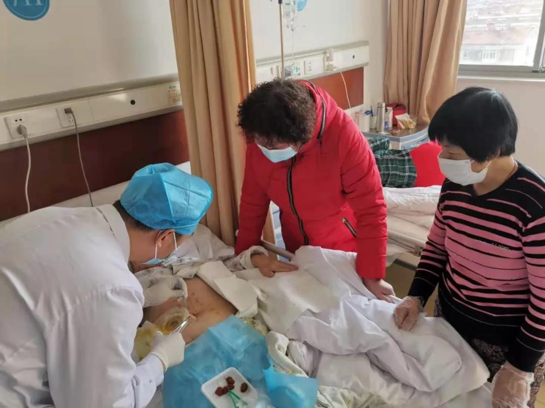 小溃疡,大隐患!烟台海港医院普外二科积极开展复杂创面治疗