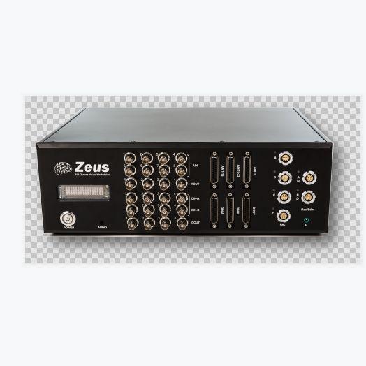 Zeus™高通量记录系统