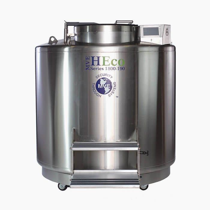 美国MVE HEco系列 高效气相样本存储液氮罐