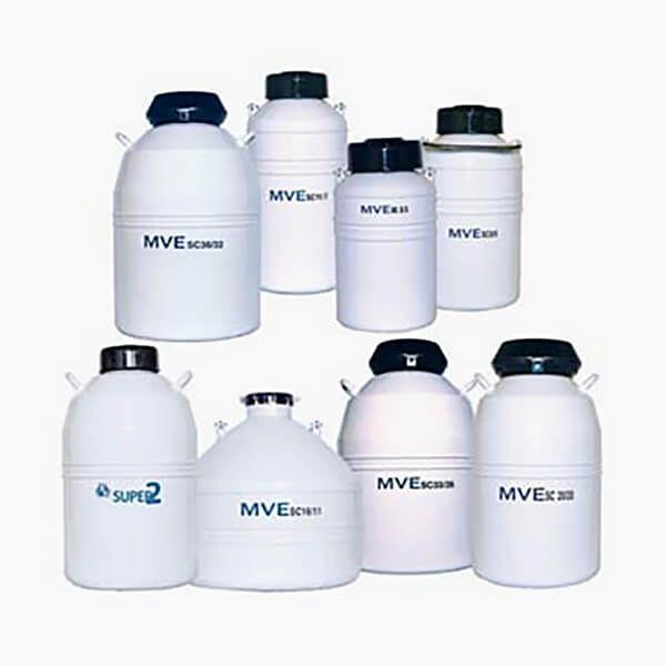 美国MVE SC/XC系列 样本存储液氮罐