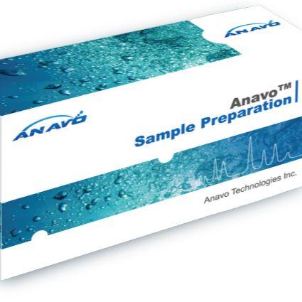 Anavo™ PWAX-II SPE 小柱(混合型弱阴离子交换反相柱)