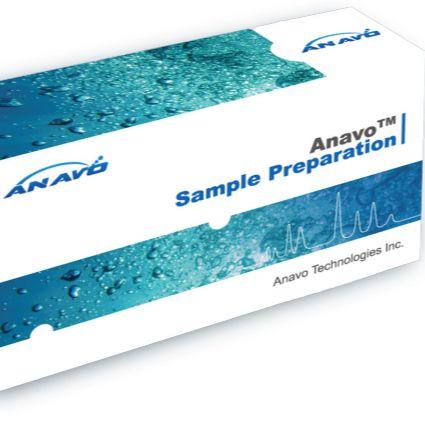 Anavo™ 专用 SPE 柱