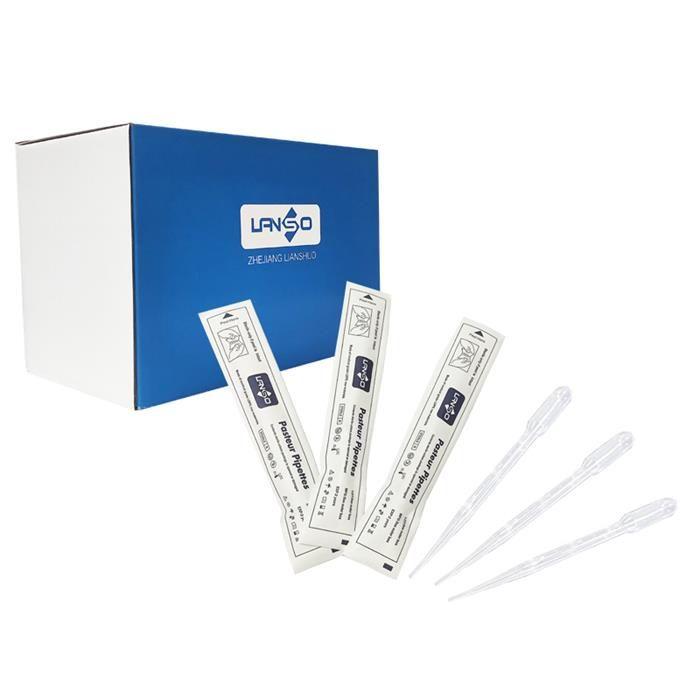 巴氏吸管3ml加长(无菌,PE,独立包装)