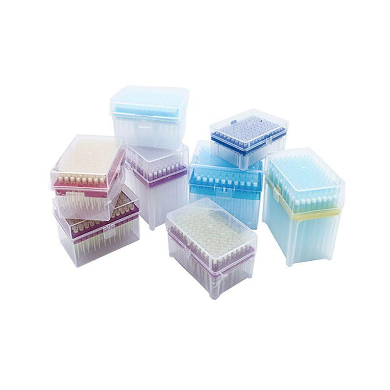 200ul吸头,滤芯,盒装,灭菌,无DNA酶/RNA酶