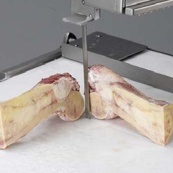 骨组织(或带植体)标本分切