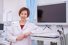 庄佩耘 嗓音科主任 主任医师 教授 硕士生导师