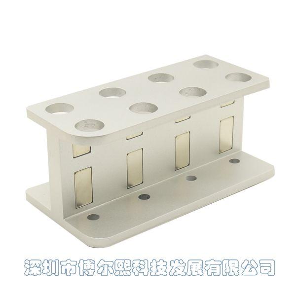 8孔磁力架(5ml/7ml圆底离心管)