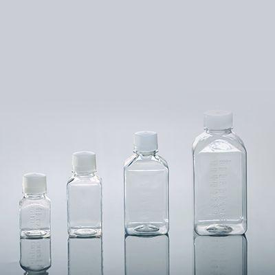 125ml培养基方瓶,PET