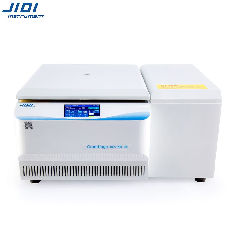 JIDI-5R台式低速大容量冷冻离心机